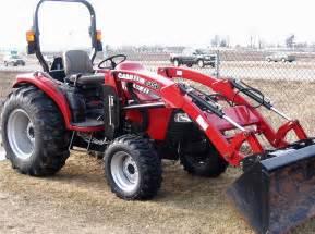 tracteur Case IH FARMALL 50