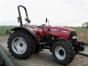 tracteur Case IH FARMALL 55A