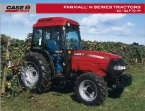 tracteur Case IH FARMALL 75N