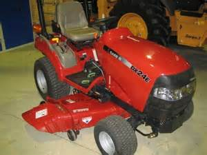 tracteur Case IH FARMALL DX24