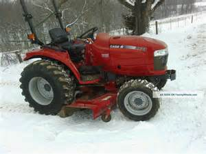 tracteur Case IH FARMALL DX33