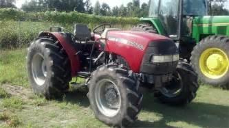 tracteur Case IH JX1075C