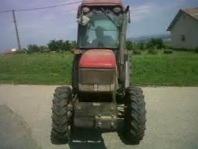 tracteur Case IH JX1075N