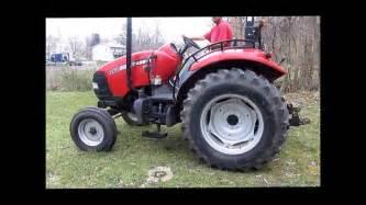 tracteur Case IH JX60