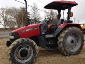tracteur Case IH JX80U