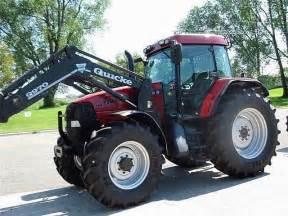 tracteur Case IH MX110