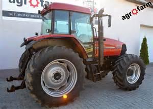 tracteur Case IH MX150