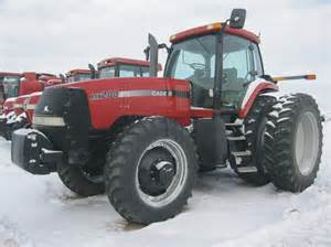 tracteur Case IH MX200