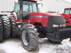 tracteur Case IH MX255
