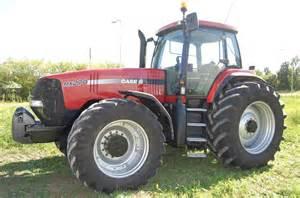 tracteur Case IH MX270