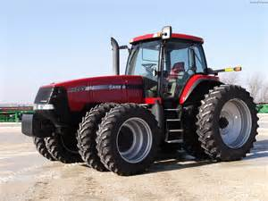 tracteur Case IH MX285