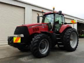 tracteur Case IH MX305