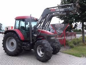 tracteur Case IH MX80C