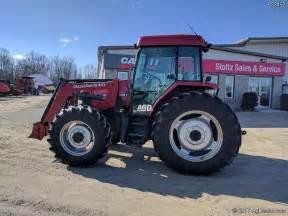 tracteur Case IH MX90C