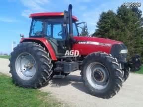 tracteur Case IH MXM140