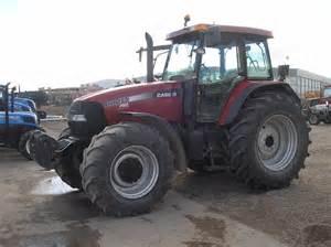 tracteur Case IH MXM155
