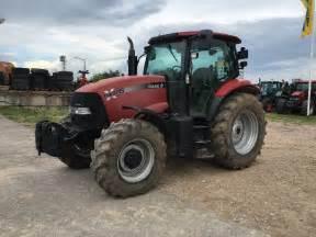 tracteur Case IH MXU115