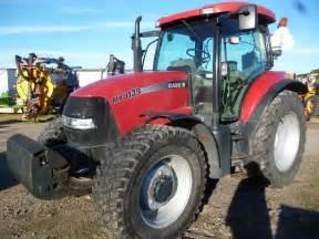 tracteur Case IH MXU135