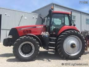 tracteur Case IH MAGNUM 180