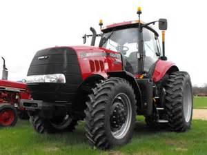 tracteur Case IH MAGNUM 190