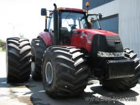 tracteur Case IH MAGNUM 305