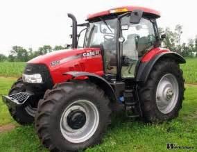 tracteur Case IH MAXXUM 125