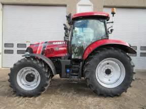 tracteur Case IH MAXXUM 140