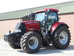 tracteur Case IH PUMA 160