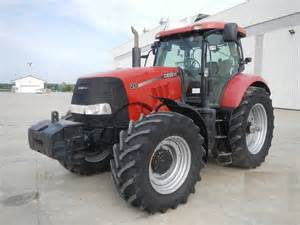 tracteur Case IH PUMA 210