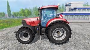 tracteur Case IH PUMA 225