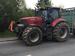 tracteur Case IH PUMA 240