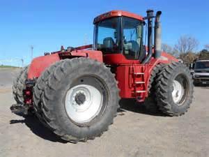 tracteur Case IH STX375