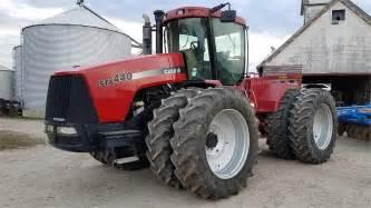 tracteur Case IH STX440