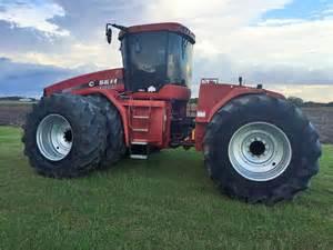 tracteur Case IH STX480