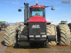 tracteur Case IH STX500