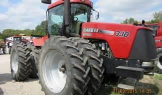 tracteur Case IH STEIGER 330