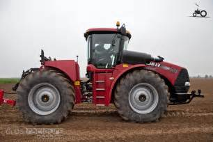 tracteur Case IH STEIGER 400