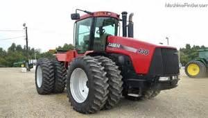 tracteur Case IH STEIGER 430