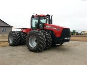 tracteur Case IH STEIGER 485