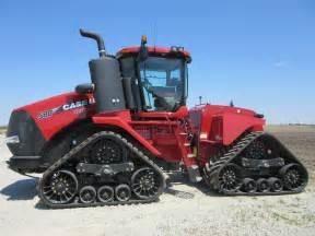 tracteur Case IH STEIGER 580