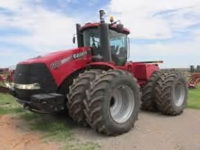 tracteur Case IH STEIGER 600