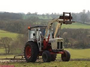 tracteur David Brown 1212