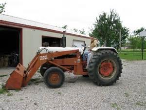 tracteur David Brown 995