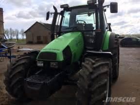 tracteur Deutz-Fahr 115 MK3