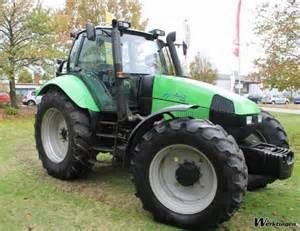 tracteur Deutz-Fahr 160