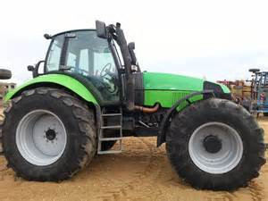 tracteur Deutz-Fahr 200