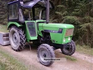 tracteur Deutz-Fahr 2807