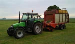 tracteur Deutz-Fahr 4.68