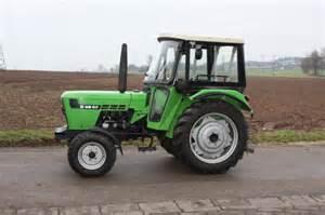 tracteur Deutz-Fahr 4807
