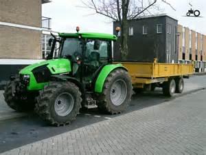 tracteur Deutz-Fahr 5120